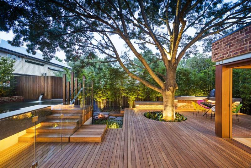 30 идей дизайна террасы в загородном доме