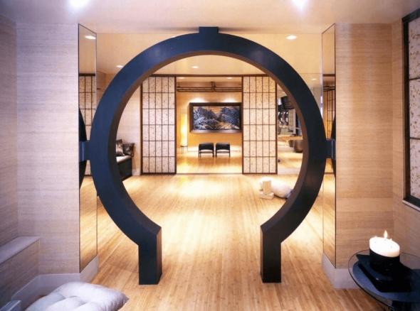 Дизайнерское решение арки