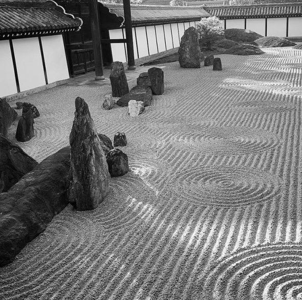 Сад монастыря Тофукудзи