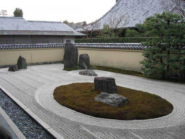 Второй сэкитэй в комплексе Дайтоку-Дзи