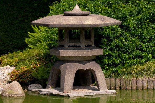 Декоративная пагода