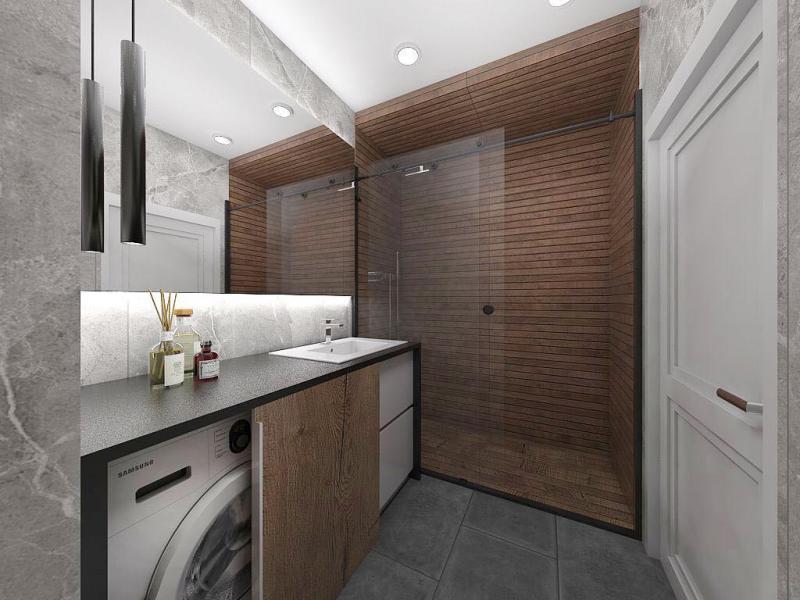 21 вариант размещения стиральной машины в квартире и доме
