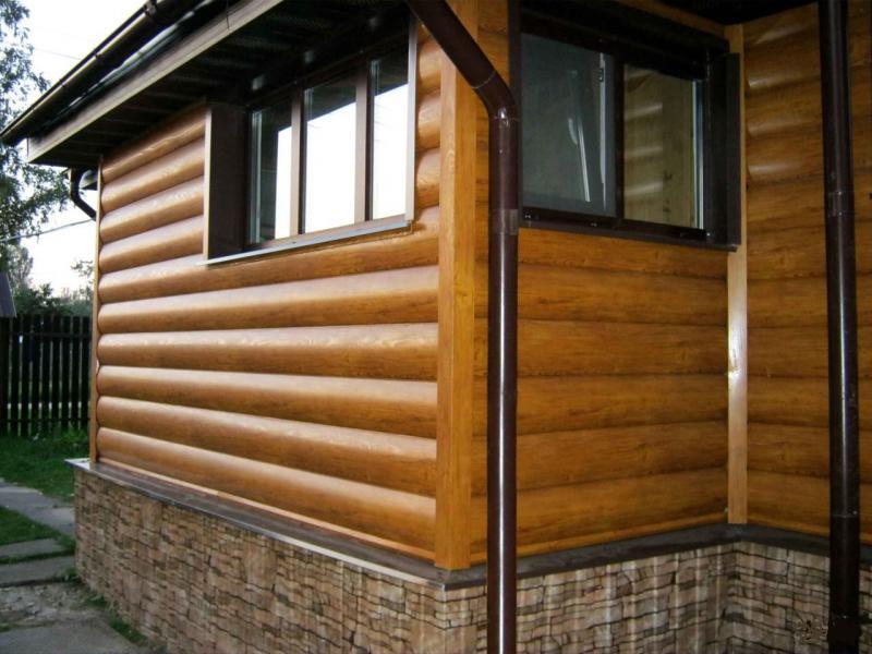 Что лучше и дешевле для внешней отделки дома: блок-хаус или сайдинг