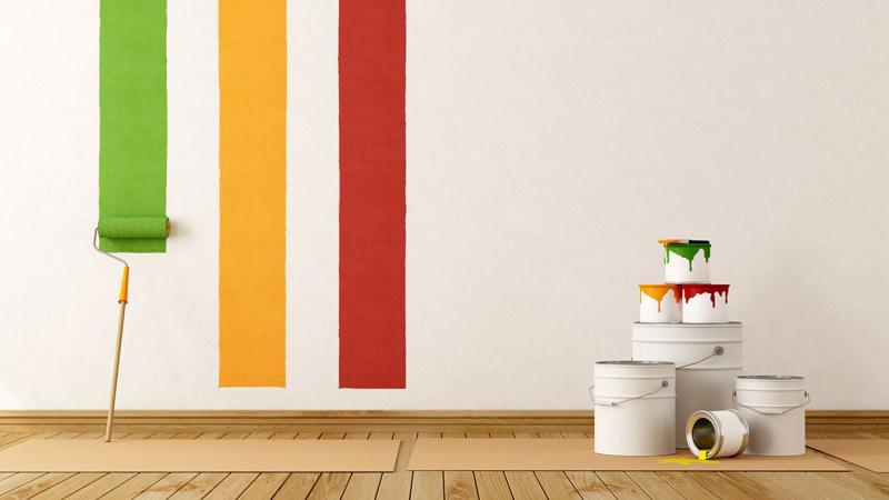 Что делать сначала: стены или потолок