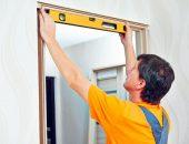 Что сначала: поклейка обоев или установка дверей