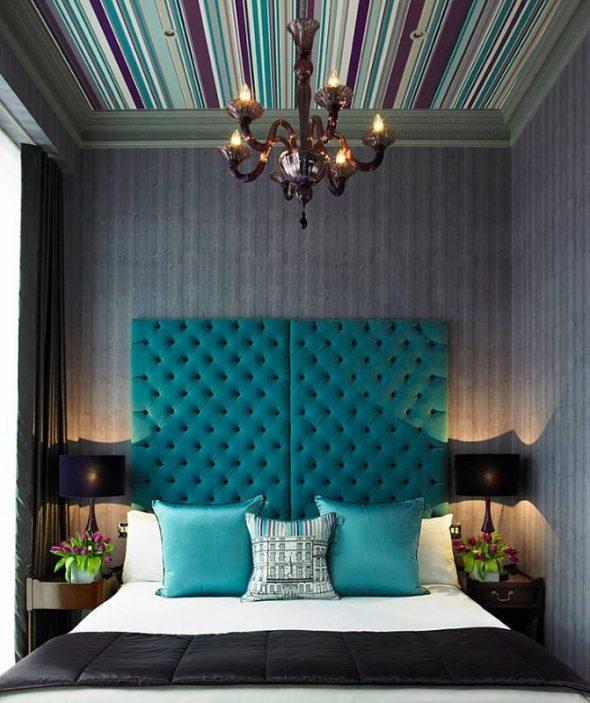 Дизайн спальни в двухкомнатной квартире площадью 44 кв м