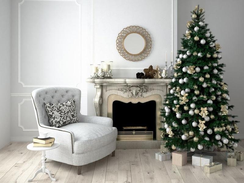 30+ сказочных идей декора новогодней ёлки