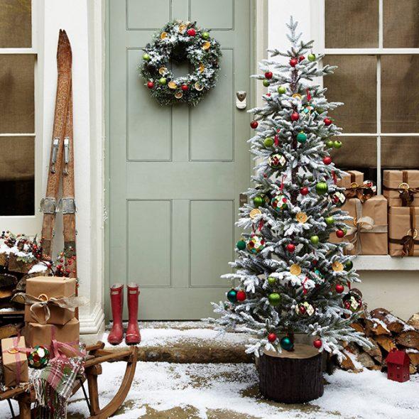 Новогодняя елка на пороге
