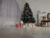 модные тенденции новогоднего декора