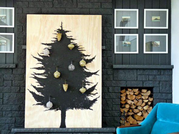 Альтернатива новогодней елке