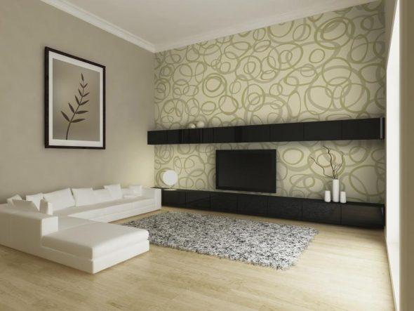 Выбор обоев для комнаты