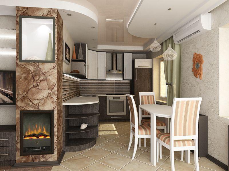 Перепланировка 2-комнатной квартиры-хрущёвки: фото