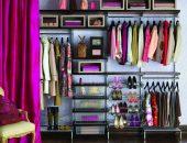 Система хранения вещей в гардеробной своими руками