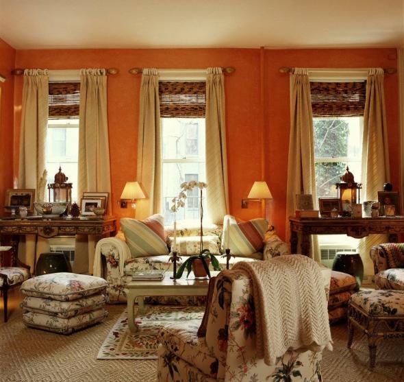Загромождённость пространства комнаты