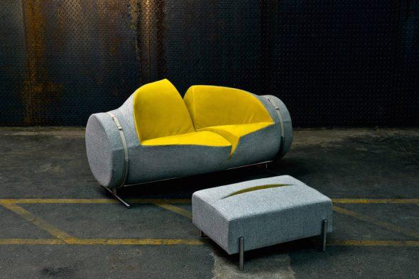 самая необычная мебель в мире
