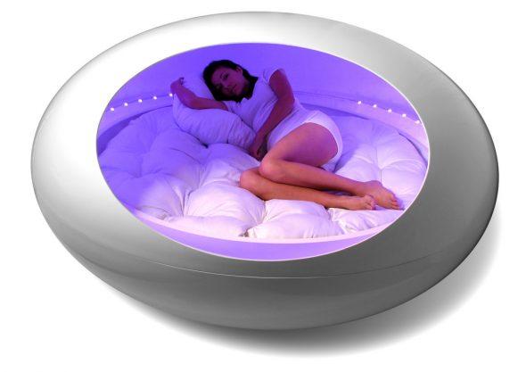 кровать-яйцо