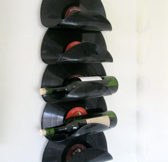 Полочки для бутылок
