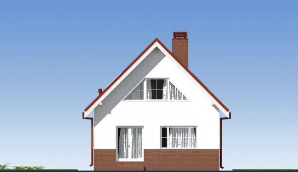 Визуализация проекта частного дома