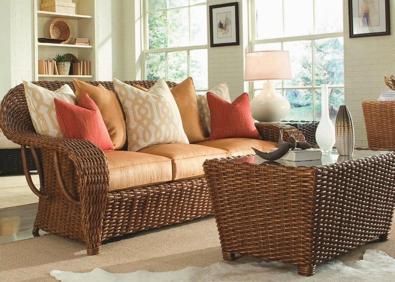 Экзотический ротанг: стильная мебель в разныхинтерьерах