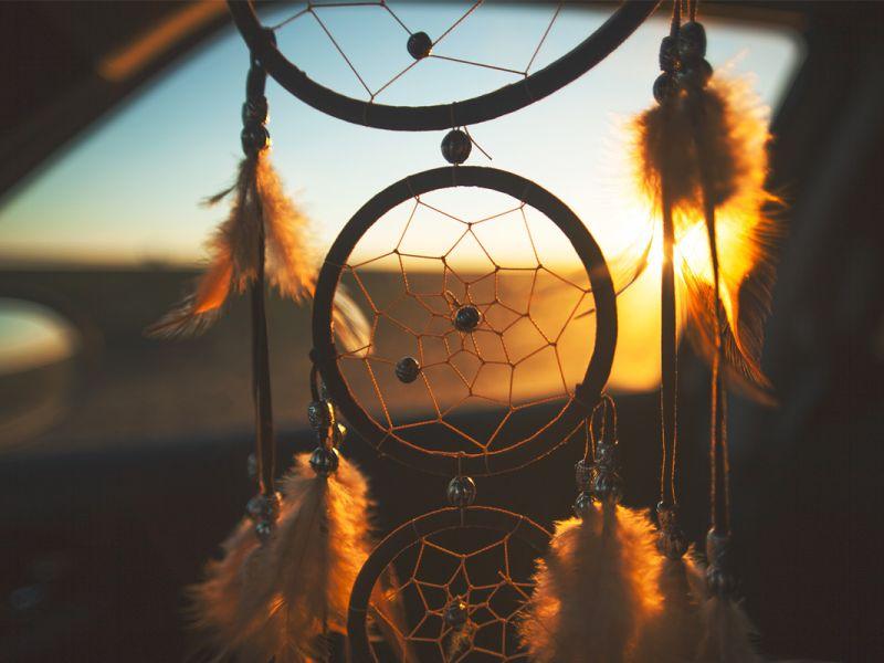 Ловец снов своими руками: индейская мудрость на страже вашего спокойствия