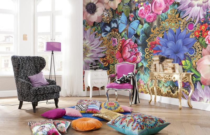 Невероятный стиль бохо в интерьере современной квартиры: оригинальные решения