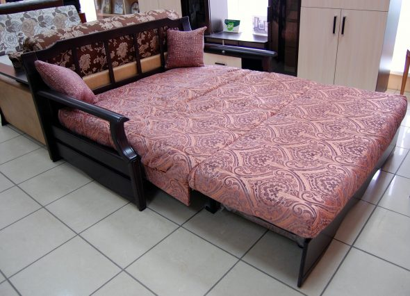 Фото раскладного дивана