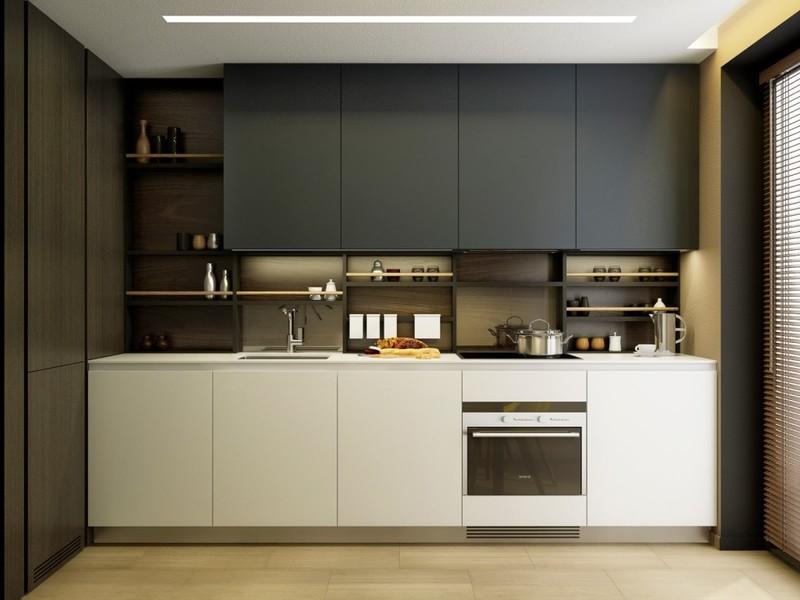 Дизайн кухни 9 кв. м: фотоновинки
