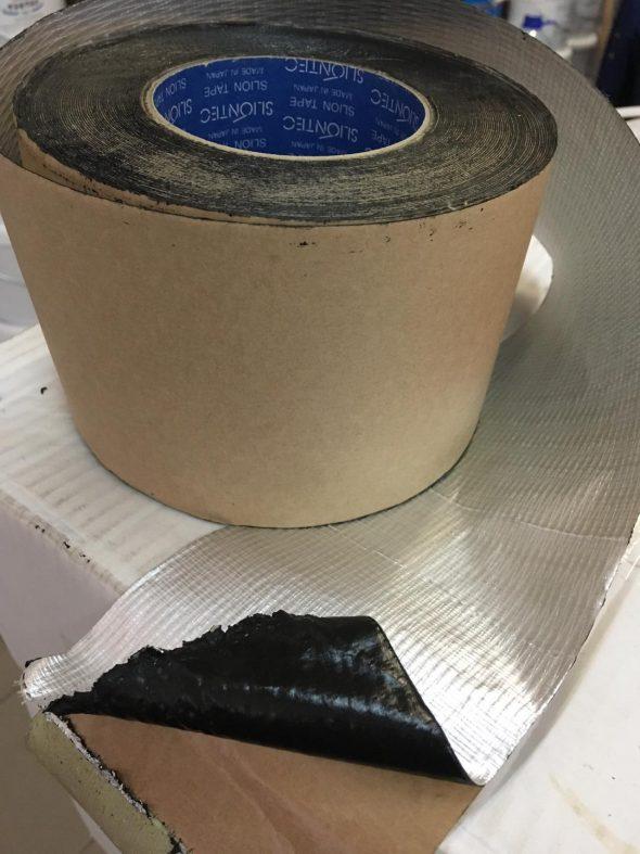 Бутил-каучуковая лента