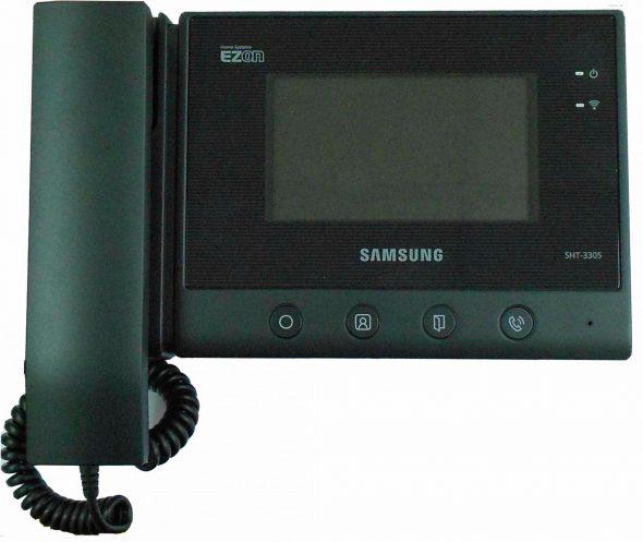 Абонентская панель видеодомофона Samsung SHT-3305