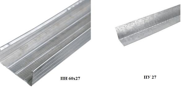 Профиль для металлического каркаса