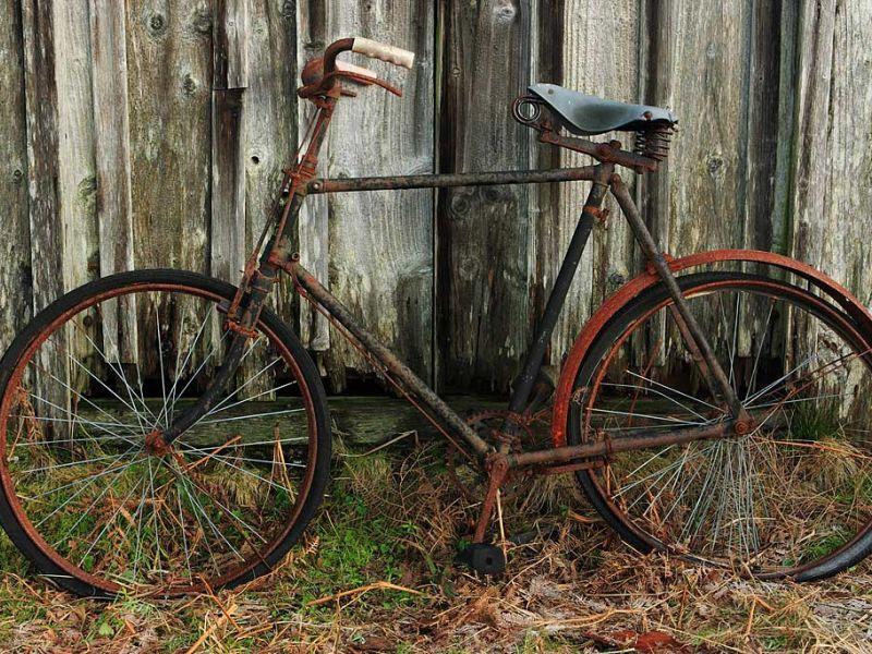 Самоделки из велосипеда своими руками: фотоподборка
