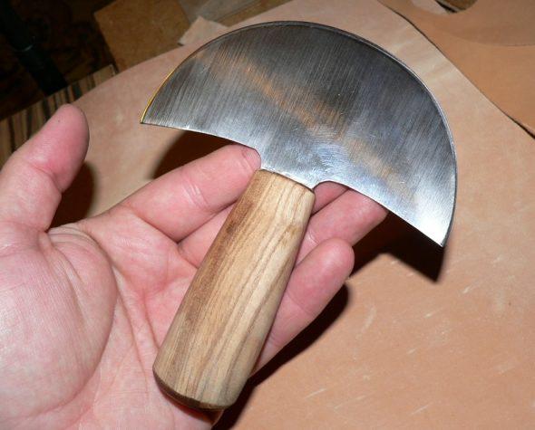 раскроечный нож своими руками