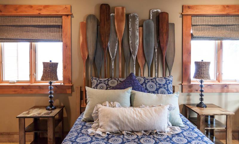 Декор изголовья кровати: фотоидеи