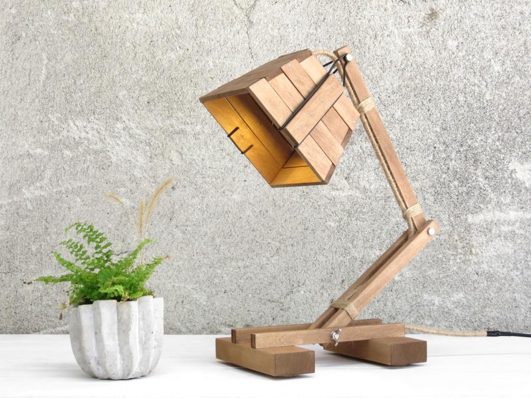 Как сделать своими руками светильник из дерева: 2 оригинальные, но простые модели с описанием