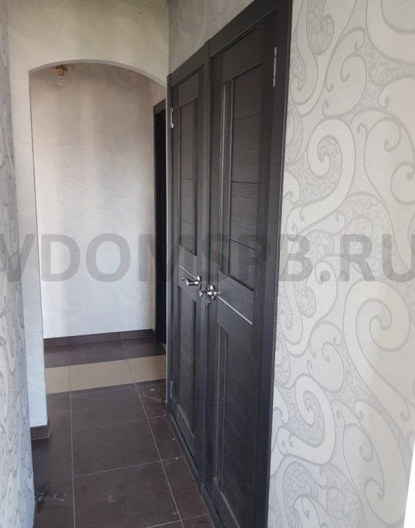 Двери в ванную и туалет 137 серии