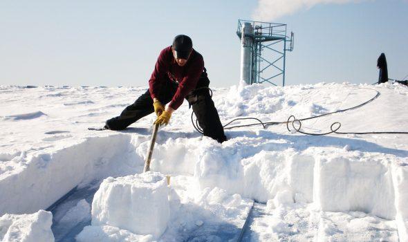 Перемещение снежного покрова