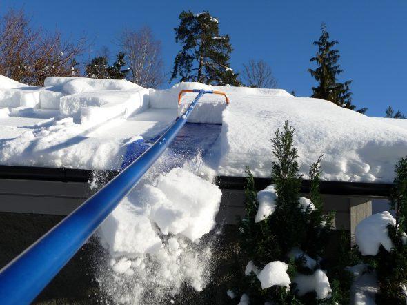 Устройство для удаления снега
