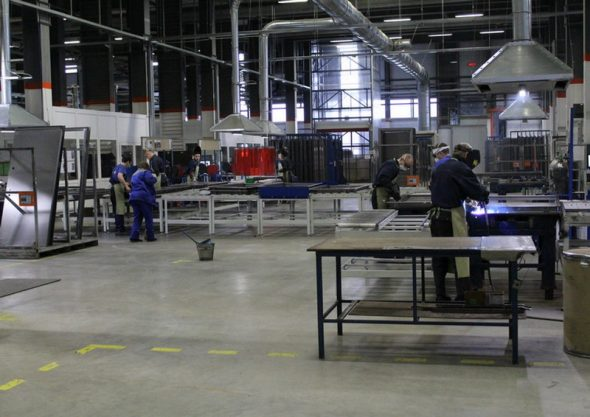 Завод Torex