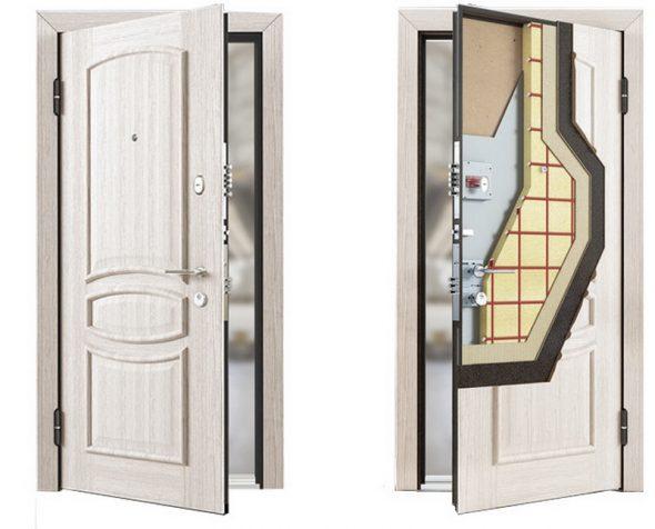 Конструкция двери «Супер Омега»