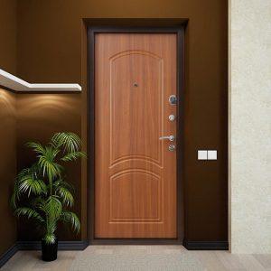 Дверь бюджетной категории «Супер Дельта»