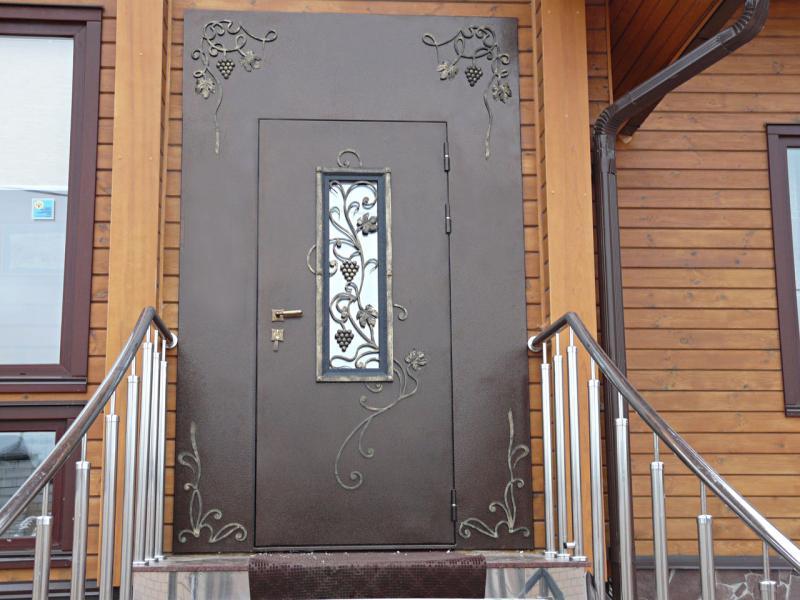 Входные двери Torex на страже безопасности и комфорта