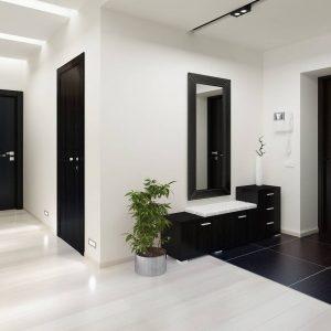 Чёрные двери