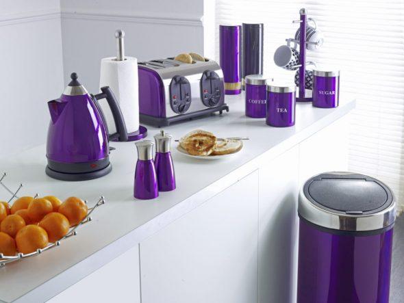 Яркие кухонные аксессуары