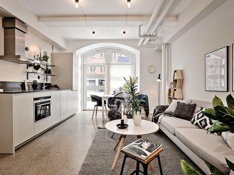 Дизайн квартиры на первом этаже: интересные идеи