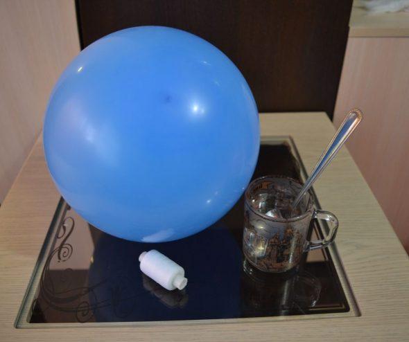 Надувной шарик