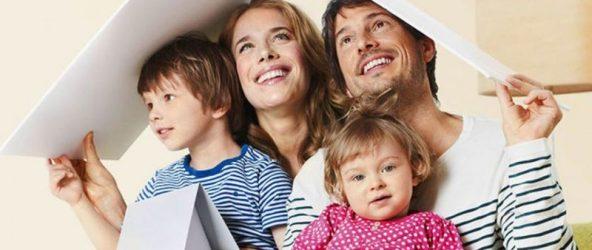 Дизайн квартиры для многодетной семьи
