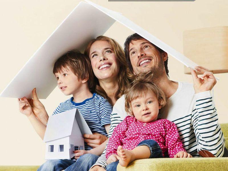 Дизайн квартиры для многодетной семьи: удачные примеры на фото