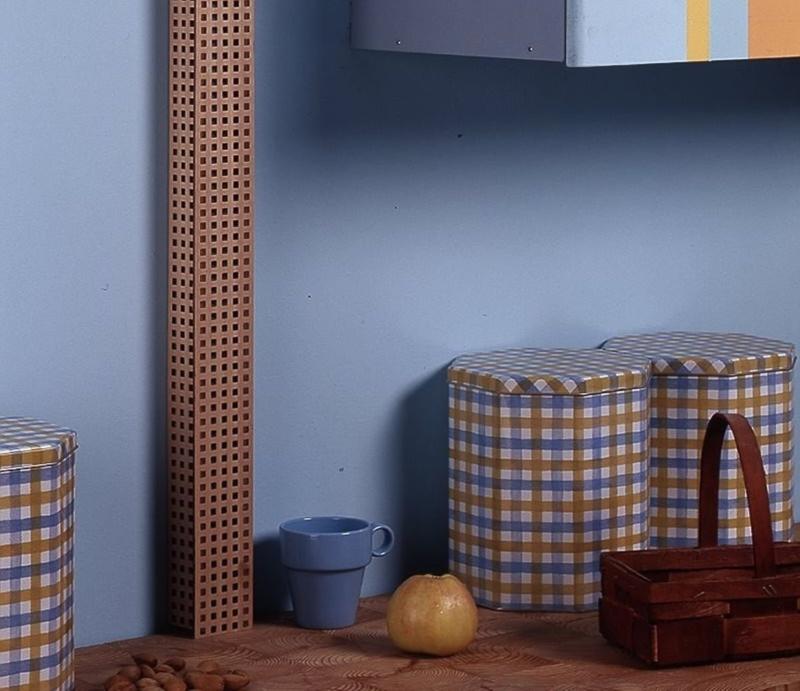 Как спрятать газовую трубу на кухне: фото примеров