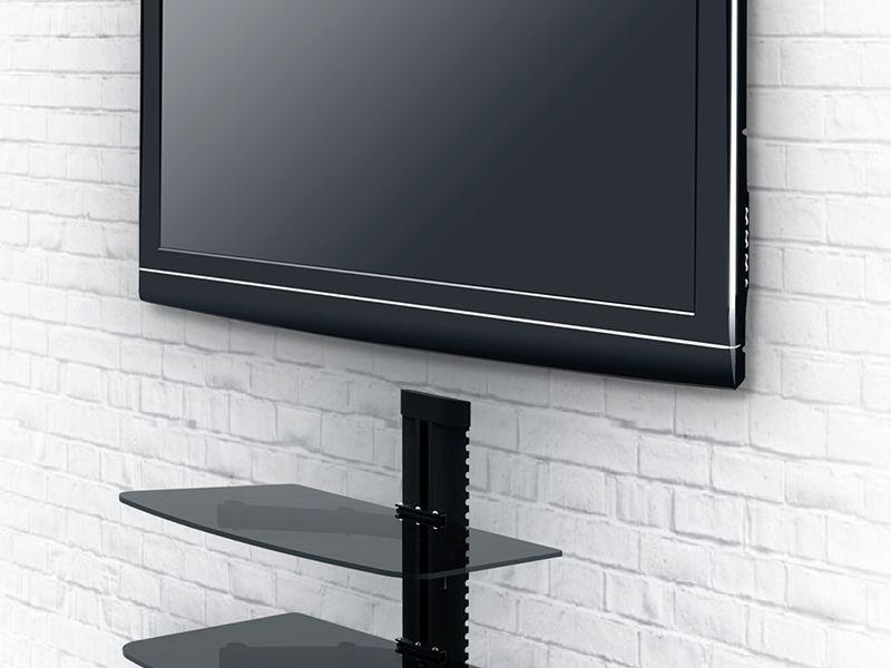 Как спрятать провода от телевизора на стене: подборка идей на фото