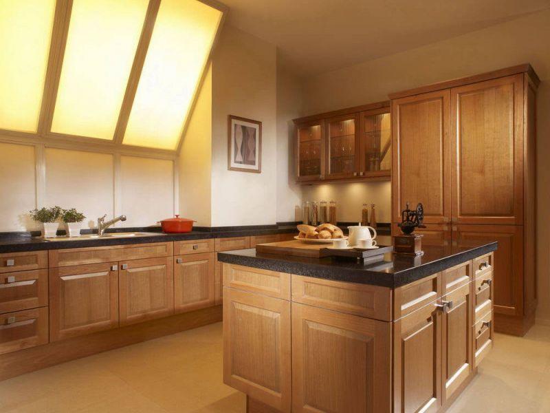 Красивый кухонный гарнитур своими руками: реальные фото